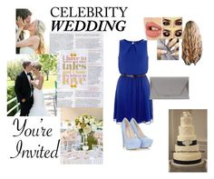 """my dress for celebrity wedding"" by carla-zgcro ❤ liked on Polyvore featuring moda, Noee i Charlotte Tilbury"