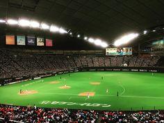 #日本シリーズ第5戦 #sapporo #hokkaido #japan #baseball #l4l #solo #instagood  #tbt #happy #fun #look #photography #photooftheday #instajapan #instadaily #japantrip#natgeo#amazing#wow#awesome#cool #wonderful