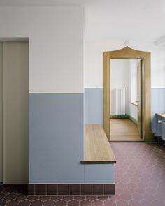 Tradition meets modernity in Atelier Abraha Achermann's design