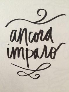 Ancora imparo - still I am learning. - Michelangelo kdelap.com