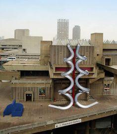 Carsten Höller's slides back in London!