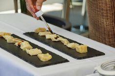 Parmesan Tasting - bis zu 64 Monate gereifter Parmesan