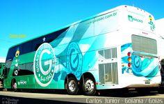 Goiás Esporte Clube 1200 em Goiânia-GO - Carlos Júnior - Ônibus Brasil