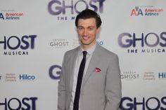 Ghost Opening Night: Bryce Pinkham