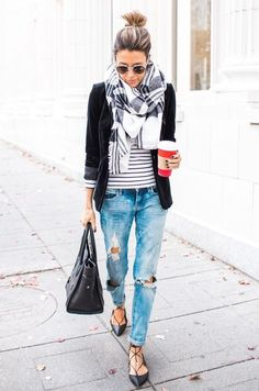 85 Street Style Ideas You Must Copy Right Now #fall #outfit #streetstyle #style Visit to see full collection