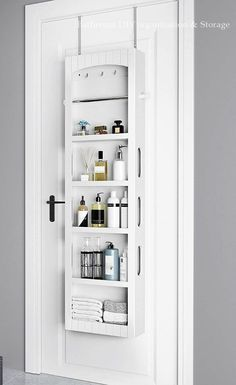 Bathroom Storage Cabinets – Take a Look at What's New! Bathroom storage cabinets are a godsend to all of us … Small Bathroom Redo, Space Saving Bathroom, Budget Bathroom, Bathroom Ideas, Simple Bathroom, Bathroom Wall, Bathroom Designs, Shower Ideas, Bathroom Showers