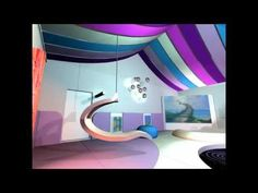 Part of a suite of sensory rooms Rompa designed for a Snoezelen® room complex in Pensacola, Florida Multi Sensory, Sensory Rooms, Basement, Space, Box, Color, Design, Floor Space, Root Cellar