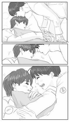 Read 53 from the story FanArt VHope/HopeV by HobiLena with reads. Vhope Fanart, Dont Hurt Me, Romance, Hoseok Bts, Kpop, Cute Gay, Namjin, Bts Boys, Jikook