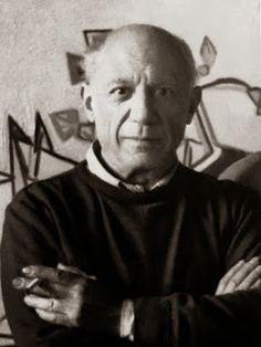 Pablo Picasso - hoje é dia de Arte no nosso blog!