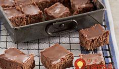 Čokoládové kocky s ovsenými vločkami: Výborný dezert namiesto nezdravých tyčiniek z obchodu!