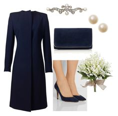 Anniversary visit to the National Theatre  by dresslikearoyal on Polyvore featuring polyvore, fashion, style, Maison Margiela, Gianvito Rossi and clothing