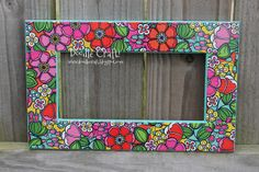 Duct Tape Crafts Instructions | duct+tape+picture+frame+and+mirror+update+upcycle+duck+tape+crafts ...