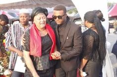 """His Killers Destroyed Me, I Never Thought I'd Be Burying My Son"" _ Major Mahama's Mother Cries -  Click link to view & comment:  http://www.naijavideonet.com/his-killers-destroyed-me-i-never-thought-id-be-burying-my-son-_-major-mahamas-mother-cries/"