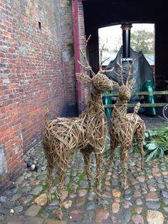 Willow Deer Head - Bing images