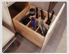18 Smart DIY Bathroom Storage Ideas and Tricks Worth Considering – Diy Badezimmer Bathroom Drawers, Diy Bathroom, Bathroom Vanities, Bathroom Ideas, Attic Bathroom, Vanity Drawers, Bathroom Cabinets, Small Bathroom, Menards Cabinets