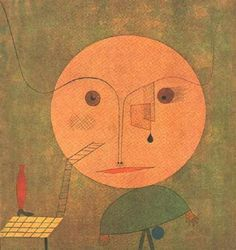 Discover Error on Green by abstract artist, Paul Klee. Framed and unframed Paul Klee prints, posters and stretched canvases. Wassily Kandinsky, Antoine Bourdelle, Paul Klee Art, Cubism Art, Expressionist Artists, Form Design, Abstract Faces, Abstract Oil, Franz Marc