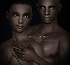 Chocolat Skin at S Club Privee - Sims 3 Finds