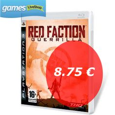 Red Faction Guerrilla #PS3  8.75€