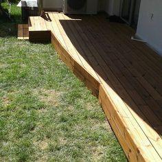 Deck Deck, Outdoor Decor, Home Decor, Decoration Home, Room Decor, Front Porches, Home Interior Design, Decks, Decoration