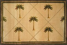 LA Rug Palm Desert Rug 39x58 * See this great product.