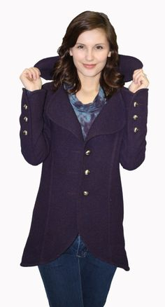 Angela Wolf - How to Prepare & Sew a Jacket Lapel (another giveaway)