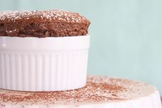 perfect chocolate souffle - great tutorial on making souffles and a great recipe