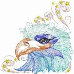 Rippled Eagle