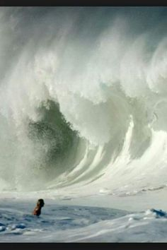 The oldest and most prominent big wave contest is the Eddie named after Oahu north coast Hawai'ian lifeguard and internet user Eddie Aikau. Another big wave surfing. Big Waves, Ocean Waves, Chasing Mavericks, Washington Beaches, Santa Cruz California, Big Wave Surfing, Days In February, Surfs Up, Lifeguard