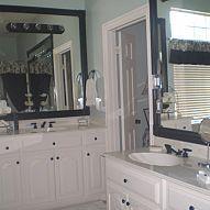 Spray Paint Bathroom fixutures YES!!
