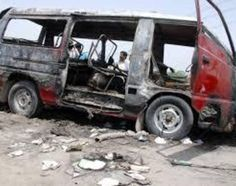 At least 17 killed in school van tragedy in Gujrat, Pakistan, including 16 children and a female teacher.
