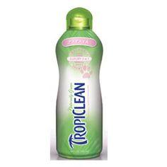 TropiClean Papaya Plus Natural Shampoo
