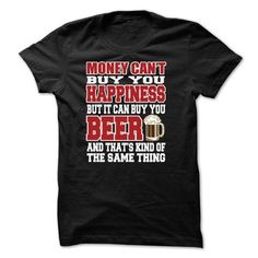 Money And Beer T Shirts, Hoodies. Check price ==► https://www.sunfrog.com/Faith/Money-And-Beer.html?41382