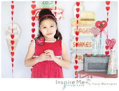 Vintage Valentines Session | Inspire Me Photography
