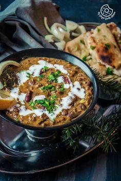 Restaurant Style Dal Makhani Recipe | How To Make Punjabi Dal Makhani | Video