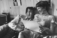 Dean Martin and Shirley Maclaine
