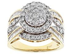 Meet your new favorite Pre-Owned White Diamond Yellow Gold Ring JTV offers exceptional quality and value with this piece. Diamond Rings For Sale, White Diamond Ring, Diamond Gemstone, Yellow Gold Rings, Diamond Earrings, Diamond Jewelry, Rose Gold, Diamonds And Gold, Colored Diamonds