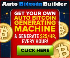 I'm Getting Paid Up to $25 Every Hour Straight To My Bitcoin Wallet - Come Join Me & Make Money In 5 Minutes From NOW! https://autobitcoinbuilder.com/?ref=KRISBAK