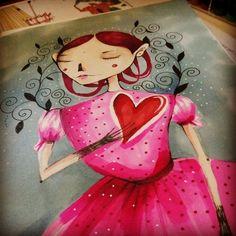 Heart for friend by LucyBumpkin.deviantart.com on @DeviantArt