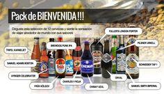 www.telecerveza.com Samuel Adams, Sauce Bottle, Beer Bottle, Ipa, Soy Sauce, Drinks, Ale, Lets Go, Drinking