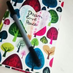 Love this notebook
