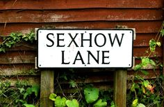 The Ins and Outs of Sexhow Lane, UK