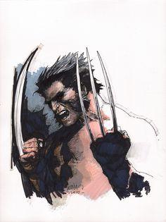 Wolverine by Leinil Francis Yu