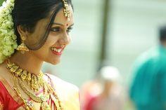5 Different Looks of Indian Brides #SouthIndianWedding #Bridal #SouthIndianBride