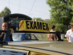 Modificari in examenul pentru carnetul de conducere