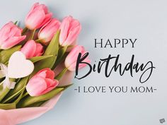 Sweet Happy Birthday Wishes for Mother from Daughter - Best Wishes, Messages and Quotes 2020