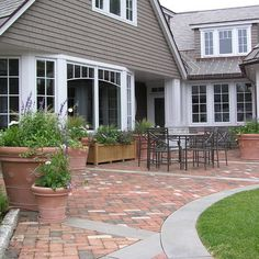Red Brick Exterior Design, Pictures, Remodel, Decor and Ideas - page 6