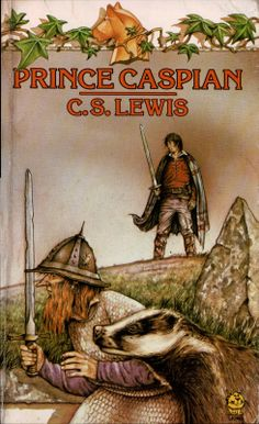 Narnia - Prince Caspian by C. Lewis - Paperback - S/Hand Narnia Prince Caspian, Book Cover Art, Book Covers, Young Adult Fiction, Cs Lewis, Chronicles Of Narnia, High Fantasy, Classic Books, Book Authors
