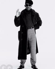 "Tyler, the Creator on IGOR, Winning Trust, and ""F--cking Goob-Goobers"" Gq Mens Style, Gq Style, Tyler The Creator Fashion, Anastasia, Gq Magazine Covers, Gq Usa, Costume Rouge, Gq Fashion, Celebrities Fashion"