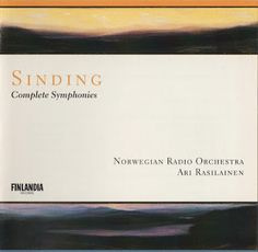 Den Klassiske cd-bloggen: Christian Sinding - Symfonier