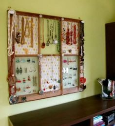55 ways to repurpose old windows at home Attic Closet, Old Windows, Repurposed, Home, Antique Windows, Ad Home, Homes, Haus, Upcycling